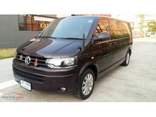 2010 Volkswagen Caravelle (ปี 04-16) TDi 2.0 AT Van