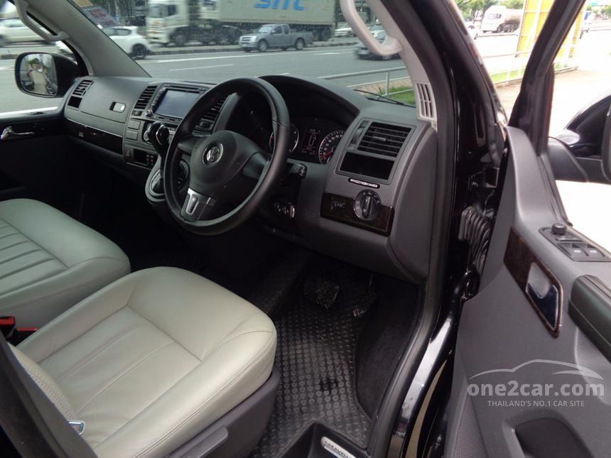 2011 Volkswagen Caravelle TDi Van
