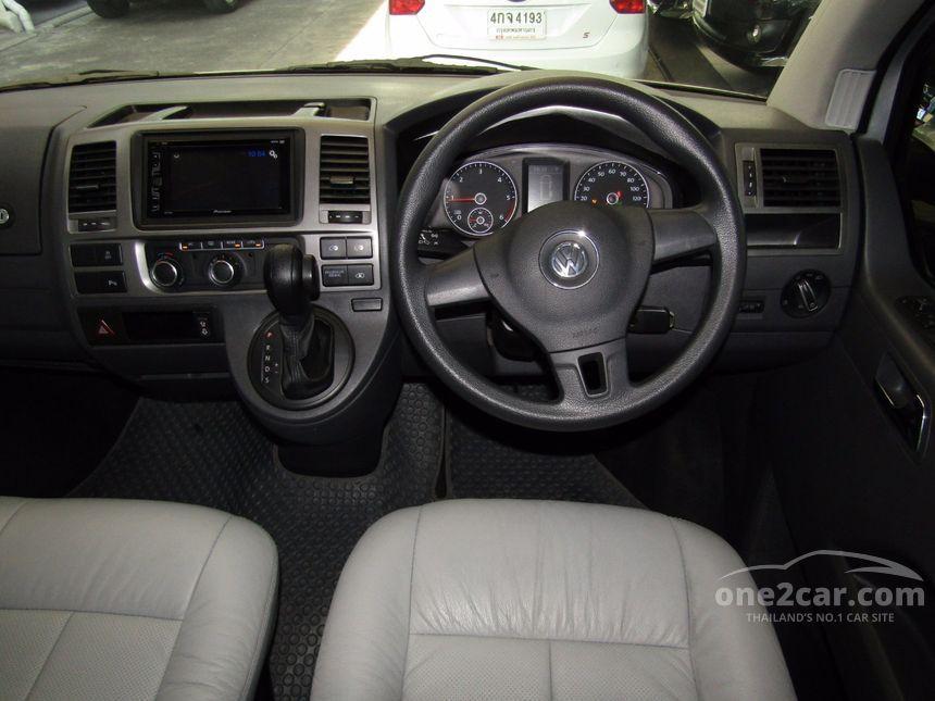 2013 Volkswagen Caravelle TDi Van