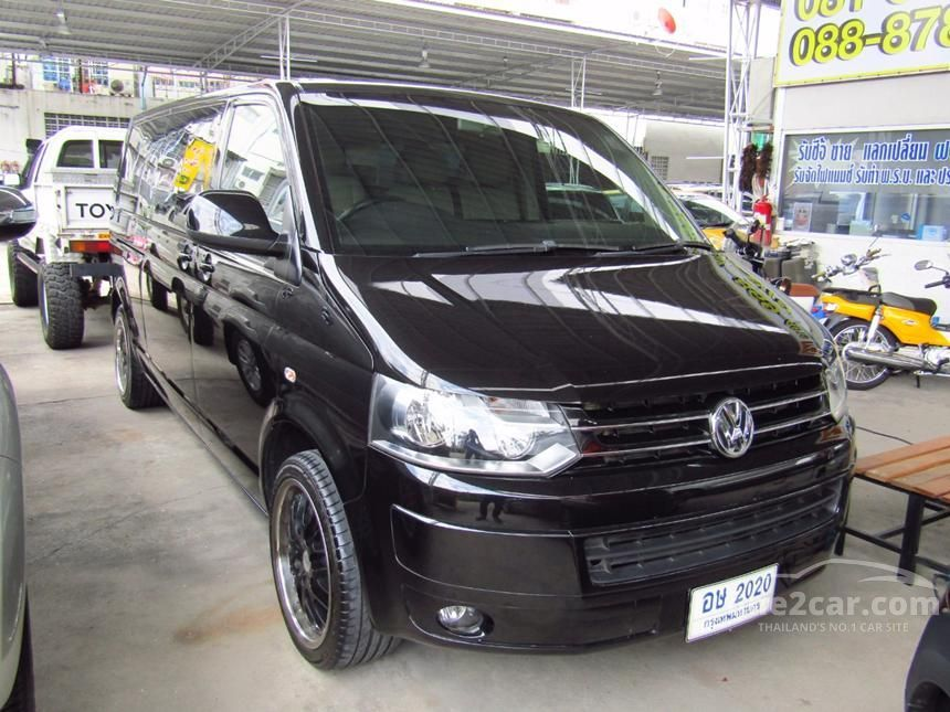 2005 Volkswagen Caravelle TDi Van