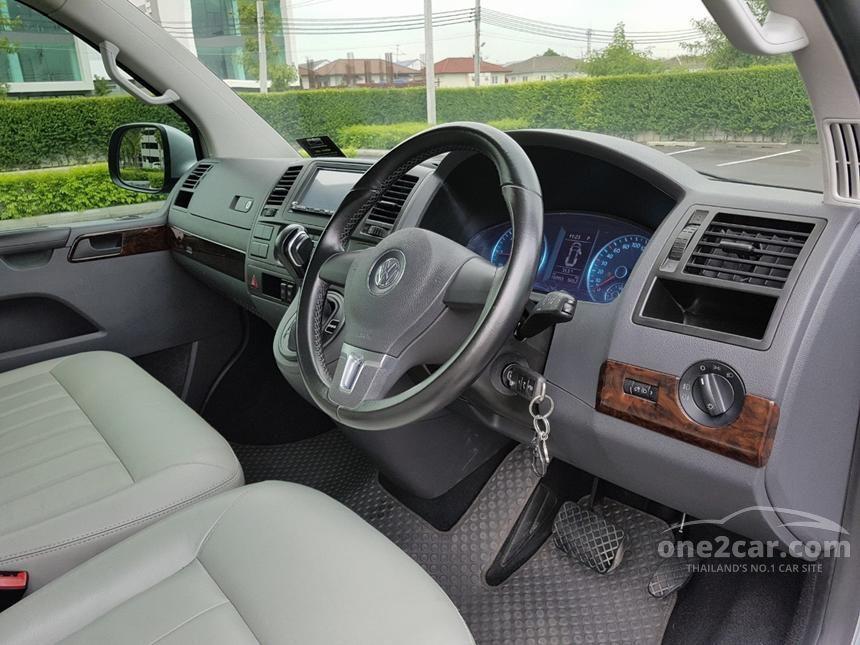 2010 Volkswagen Caravelle TDi Van