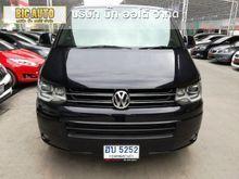 2012 Volkswagen Caravelle (ปี 04-16) TDi 2.0 AT Van