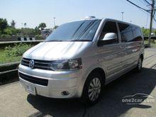 2011 Volkswagen Caravelle (ปี 04-16) TDi 2.5 AT Van