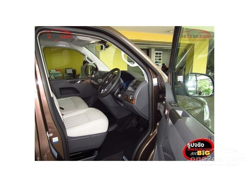 2014 Volkswagen Caravelle TDi Van
