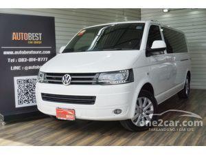 2014 Volkswagen Caravelle 2.0 (ปี 04-16) TDi Van AT