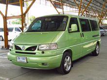 2002 Volkswagen Caravelle (ปี 92-03) V6 2.8 AT Van