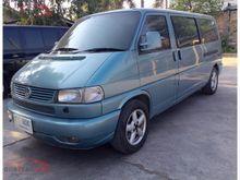 2003 Volkswagen Caravelle (ปี 92-03) V6 2.8 AT Van