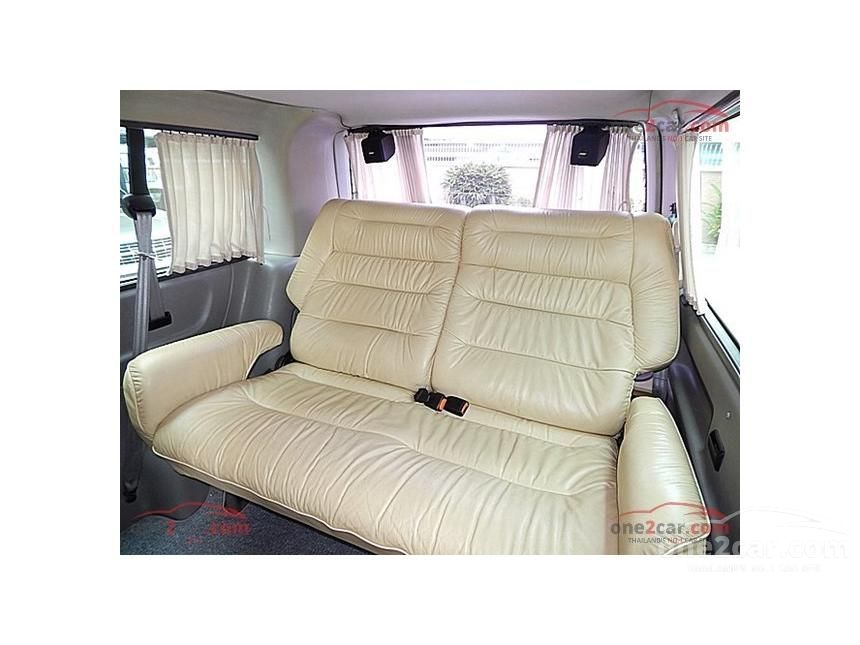 1999 Volkswagen Caravelle VR6 Van