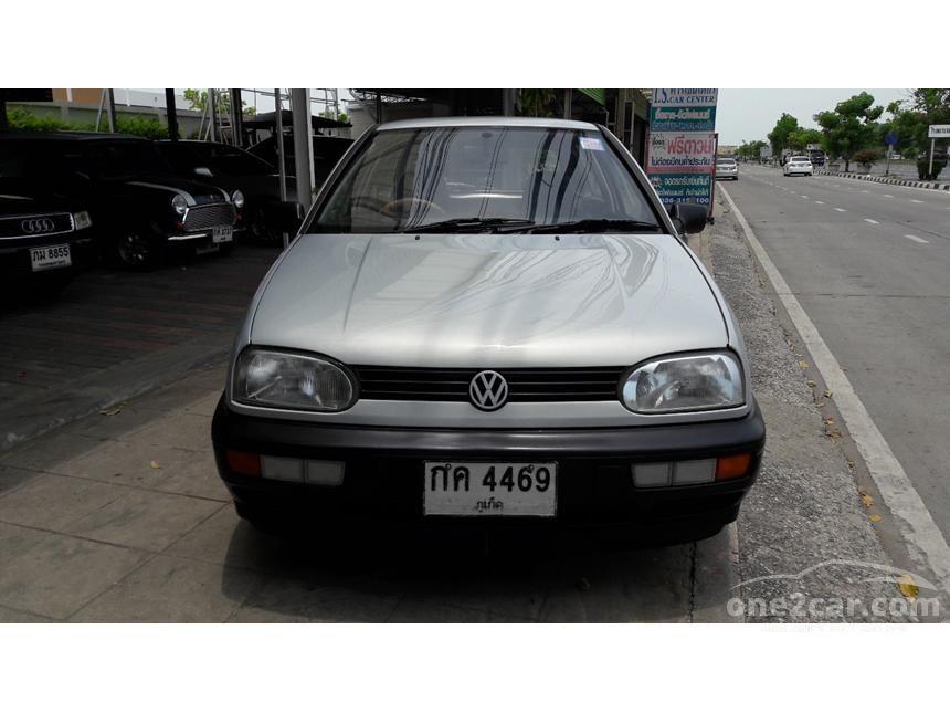 1996 Volkswagen Golf GL Hatchback