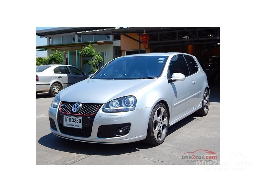 2007 Volkswagen Golf GTi Hatchback