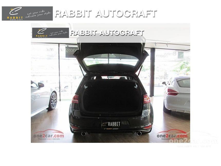 2016 Volkswagen Golf GTi Hatchback