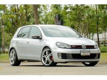 2010 Volkswagen Golf (ปี 09-13) GTI 2.0 AT Hatchback