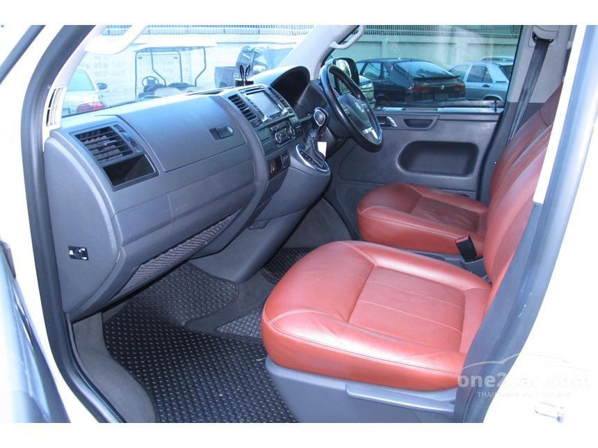 2014 Volkswagen Multivan Van