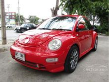 2011 Volkswagen New Beetle (ปี 00-12) A4 2.0 AT Coupe