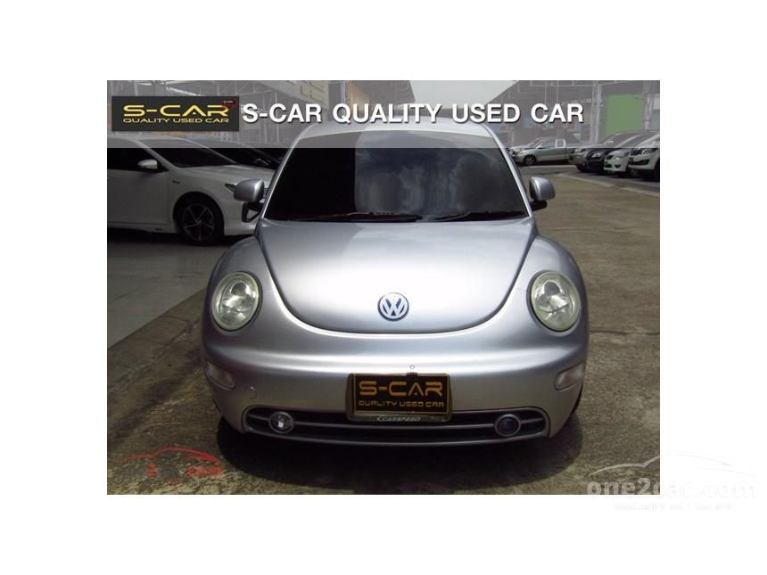 2011 Volkswagen New Beetle A4 Coupe