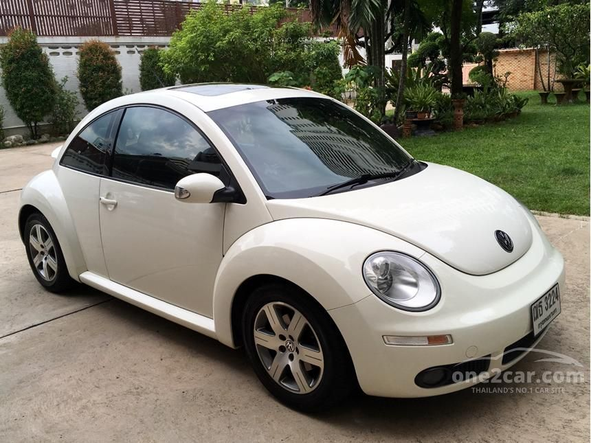 2008 Volkswagen New Beetle A4 Hatchback