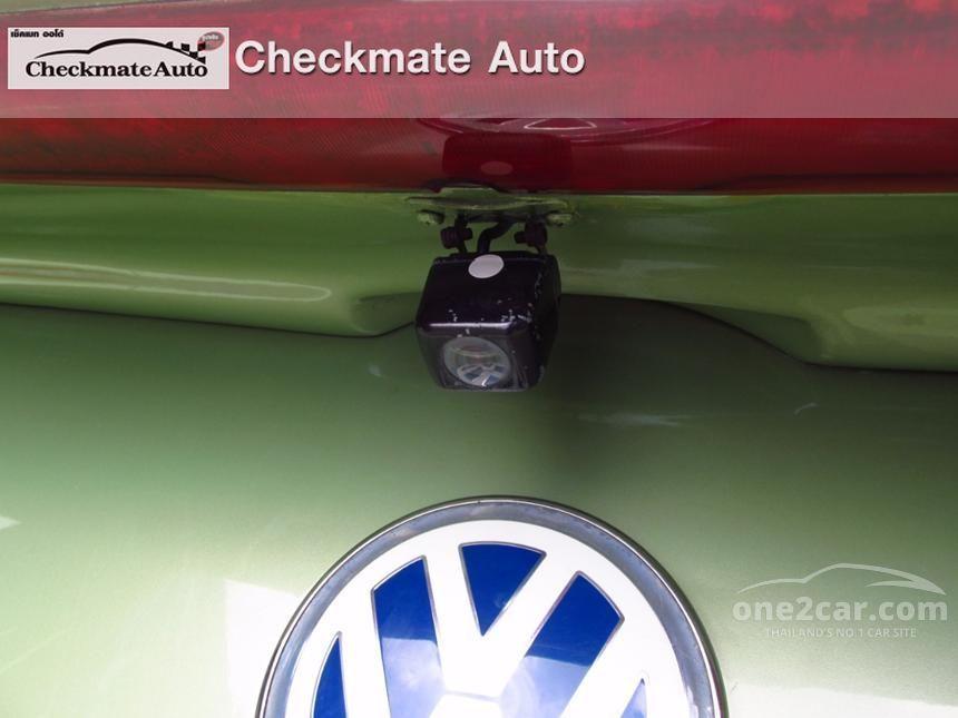 2002 Volkswagen New Beetle A4 Hatchback
