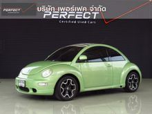 2002 Volkswagen New Beetle (ปี 00-12) A4 2.0 AT Hatchback