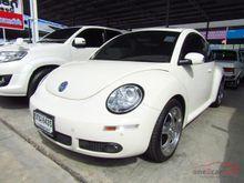 2009 Volkswagen New Beetle (ปี 00-12) GLS 2.0 AT Convertible