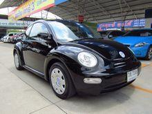 2001 Volkswagen New Beetle (ปี 00-12) GLS 2.0 AT Hatchback