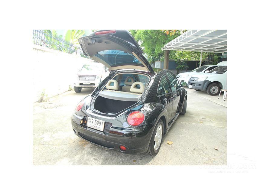 2001 Volkswagen New Beetle GLS Hatchback