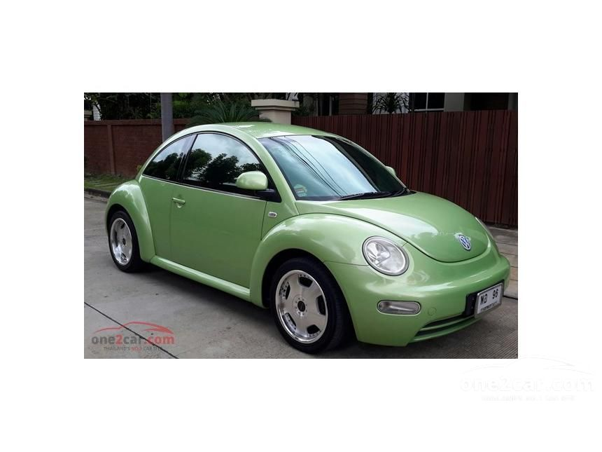 2001 Volkswagen New Beetle GLS Hatchback