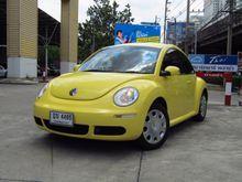 2010 Volkswagen New Beetle (ปี 00-12) Luna 1.6 AT Hatchback