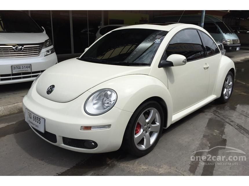 2008 Volkswagen New Beetle Turbo Hatchback