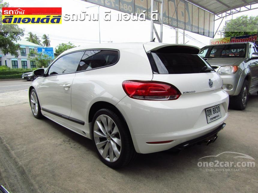 2010 Volkswagen Scirocco TSi Hatchback