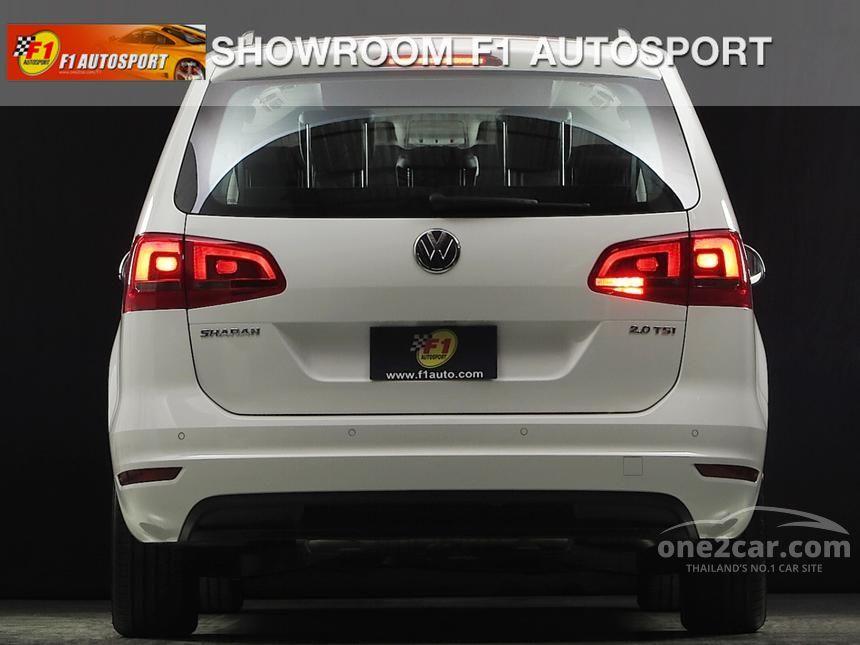 2015 Volkswagen Sharan TSI Wagon