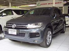2013 Volkswagen Touareg (ปี 12-16) V6 3.0 AT Wagon