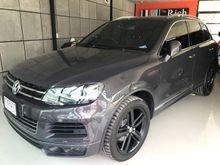 2012 Volkswagen Touareg (ปี 12-16) V6 3.0 AT Wagon