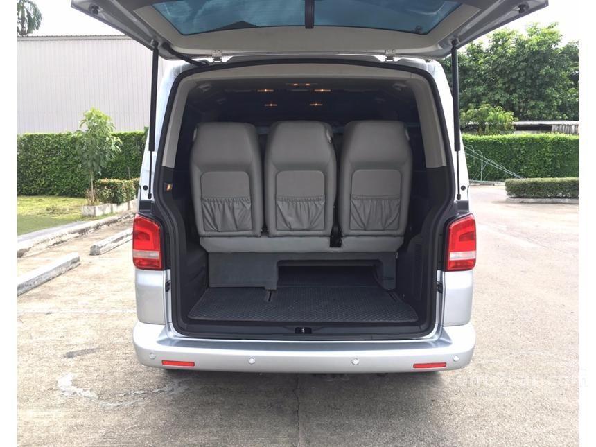 2012 Volkswagen Transporter TDI Van