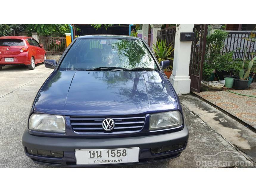 1997 Volkswagen Vento GL Sedan