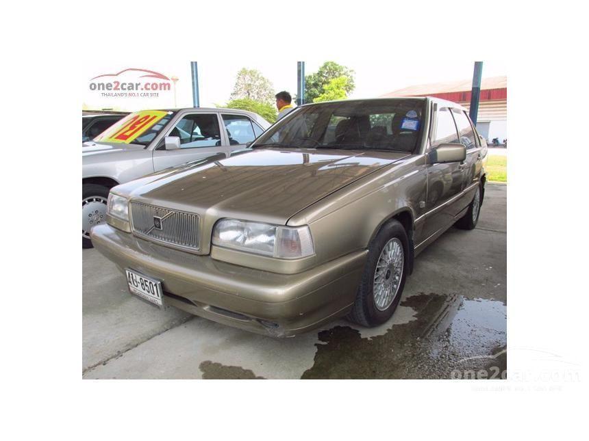 1996 Volvo 850 GLT Sedan