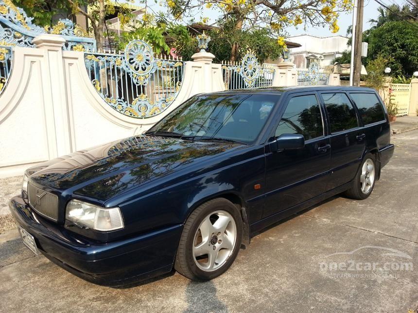 1997 Volvo 850 Turbo Wagon