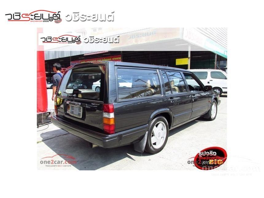 1992 Volvo 940 Wagon