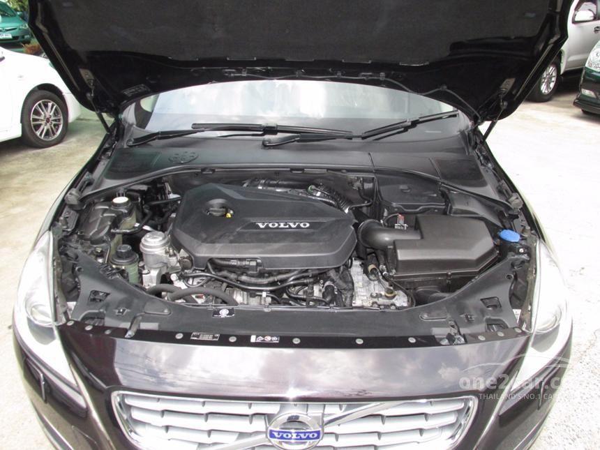 2012 Volvo S60 DRIVe Sedan