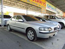 2002 Volvo S60 (ปี 01-10) 2.3 AT Sedan