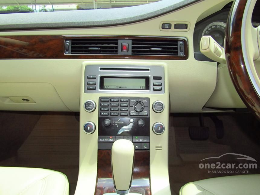 2010 Volvo S80 D5 Sedan
