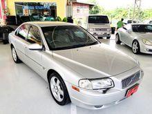 2001 Volvo S80 (ปี 99-06) 2.9 AT Sedan