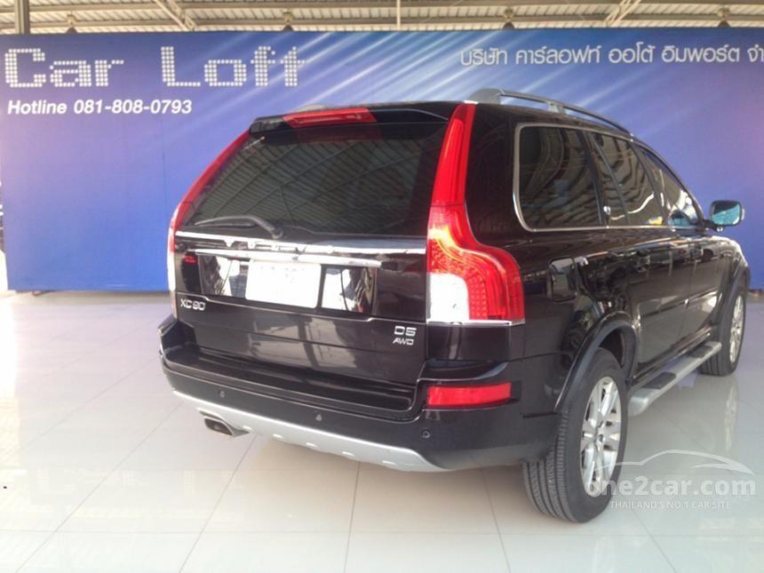 2012 Volvo XC90 D5 SUV
