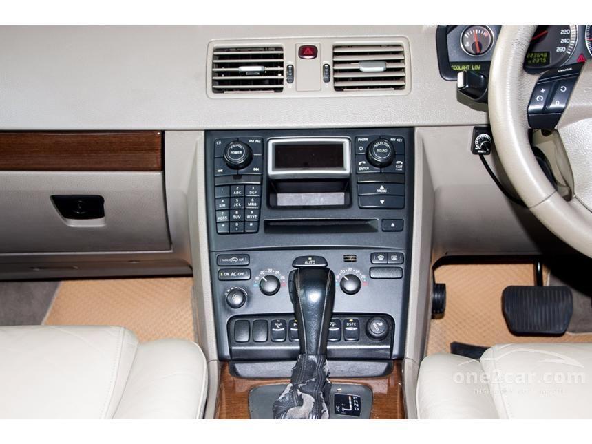 2004 Volvo XC90 T6 SUV