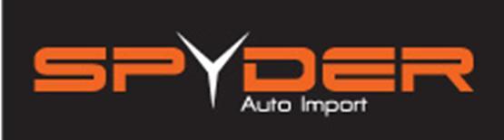 SPYDER AUTO IMPORT 2015