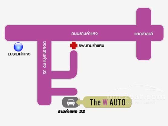 THE W AUTO
