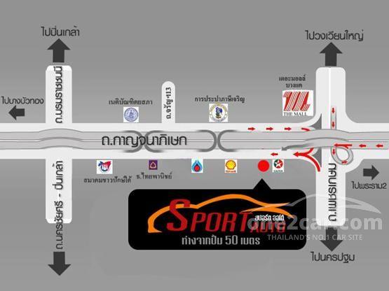 (1)Sport Auto & (2)สปอร์ต ออโต้