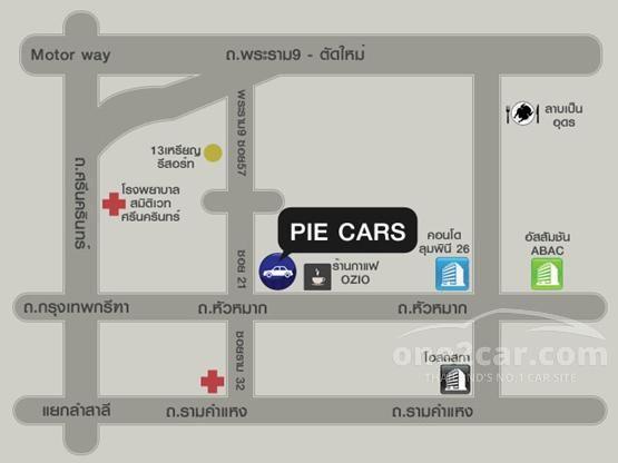 PIE CARS