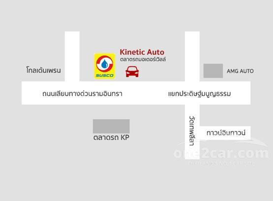 Kinetic Auto