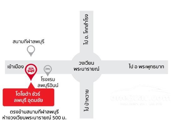 โตโยต้าชัวร์ ลพบุรี