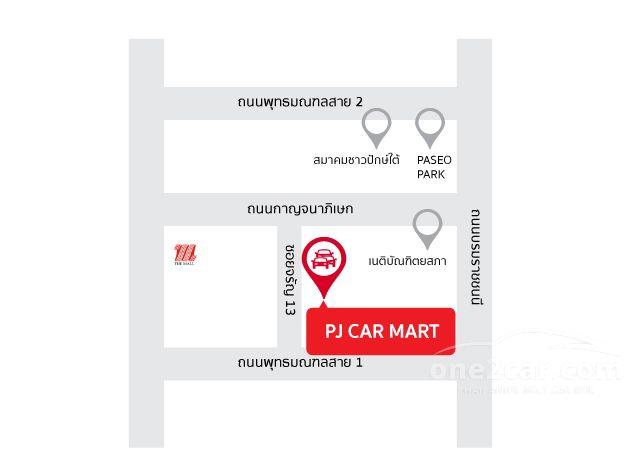 PJ CAR MART